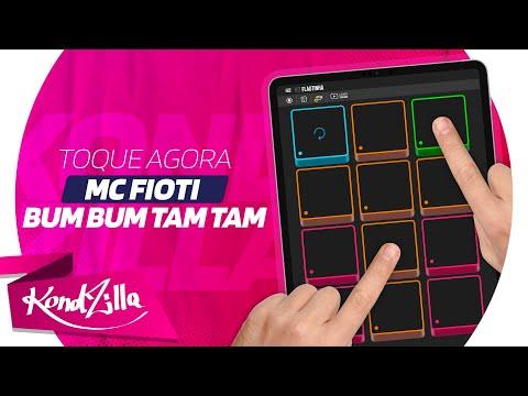 MC Fioti - Bum Bum Tam Tam | KondZilla SUPER PADS  - KIT FLAUTINHA