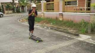 Longboards Laguna - Sta. Rosa Skate YUniversity