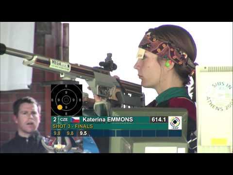 Finals 50m Rifle 3 Positions Women - ISSF Rifle&Pistol World Cup 2012, Milan (ITA)
