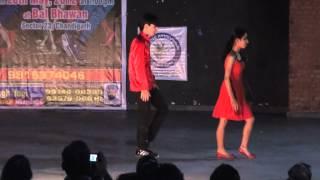 touch me ,tera hone laga hoon salsa dance by lda pkl9 students maria maria