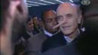 CQC - Felipe Andreolli em homenagem a Sergio Motta