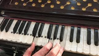 Harmonium Tutorial - Lokah Samastah Sukhino Bhavantu