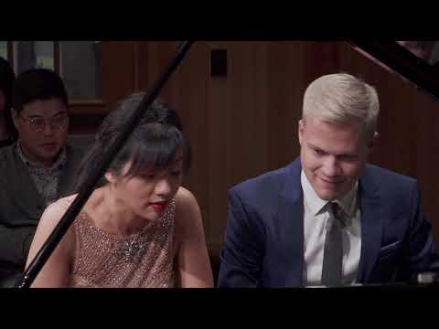 Anderson & Roe Piano Duo, Four Hands Piano Recital