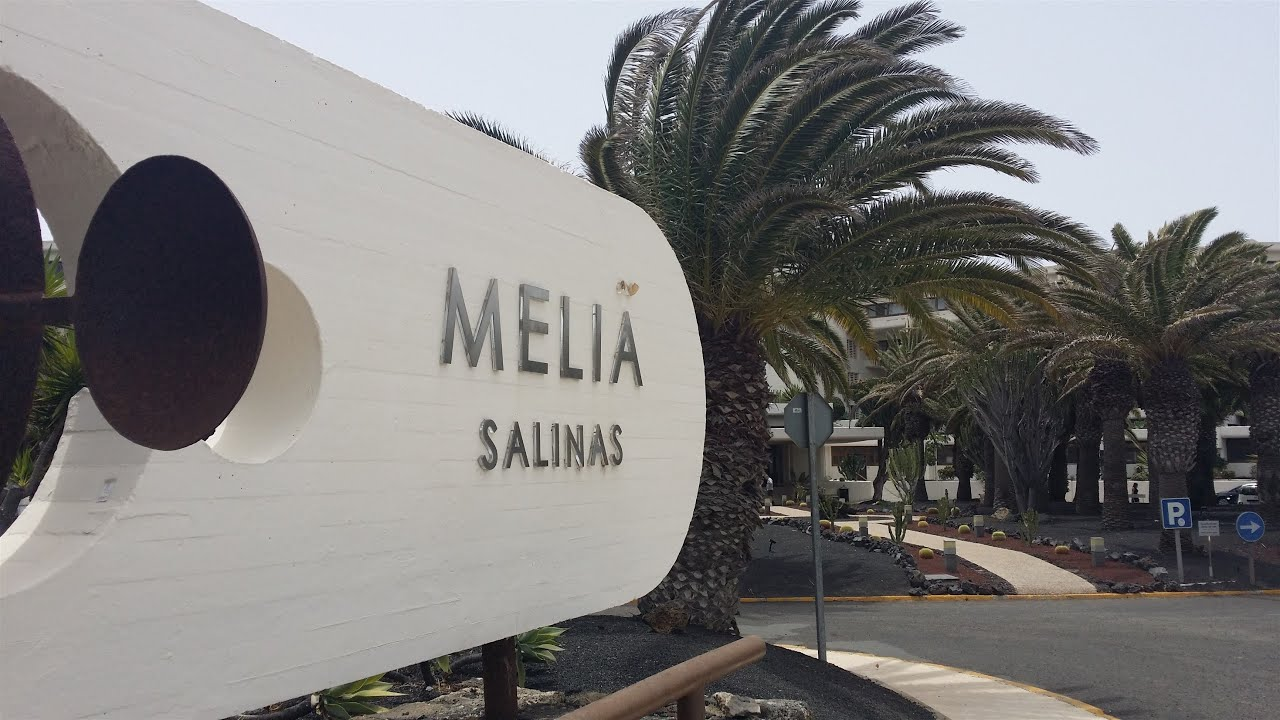Hotel Melia Salinas Lanzarote Costa Teguise
