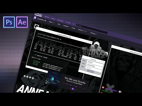 How I made my Twitch pre-show
