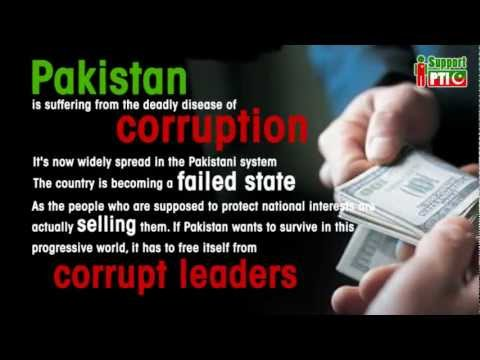 corruption is pakistan's biggest industry Pakistan's overseas chamber of commerce and industry bank/oecd anti-corruption initiative pakistan has also ratified pakistan's civilian workforce.