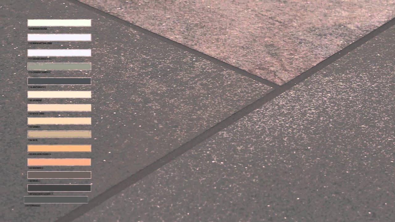 Colore Fughe Piastrelle Beige spot mapei spot fughe h264 1080p rus