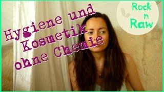 Kosmetik und Hygiene OHNE Chemie - pure Natur - natürliche Alternativen zu konventionellen Produkten