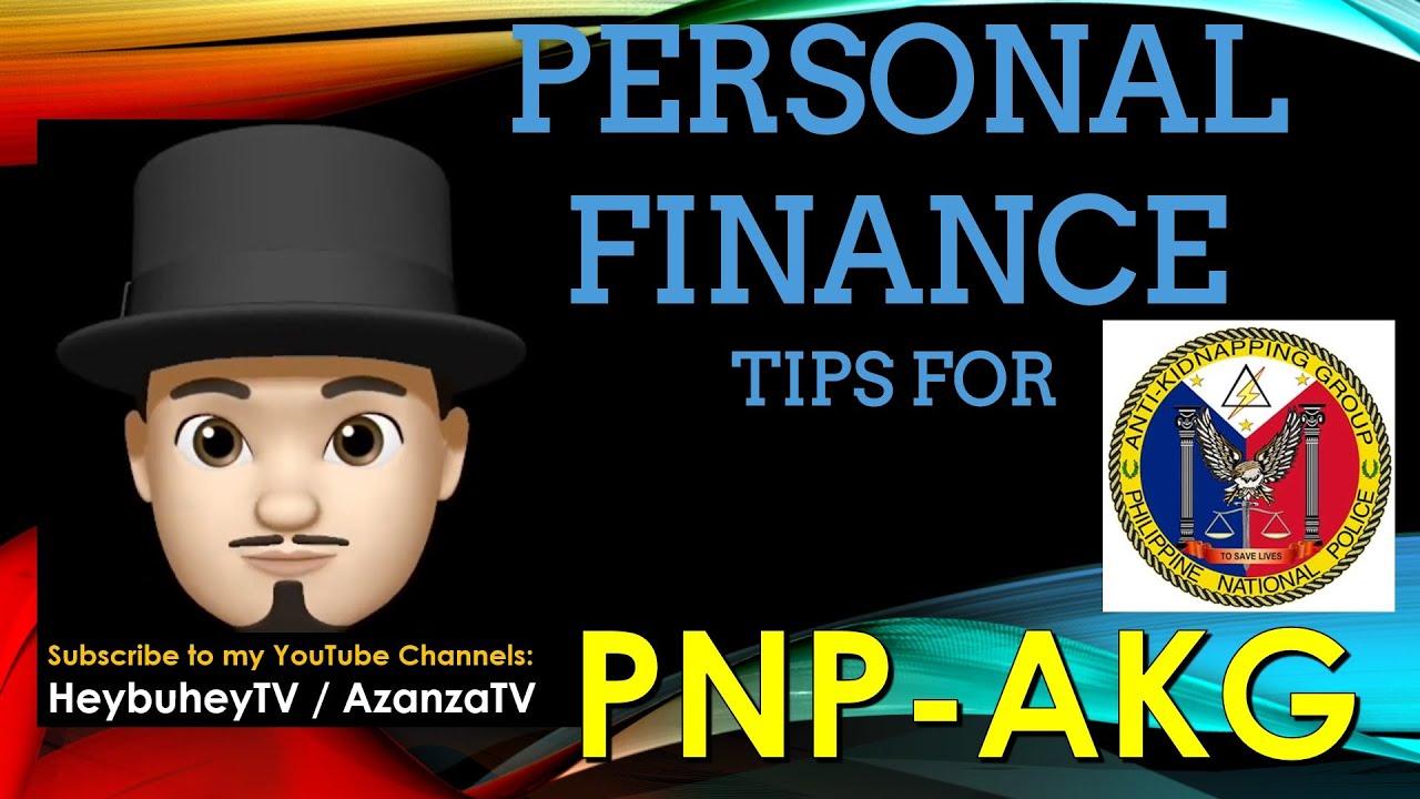 Pnp personals