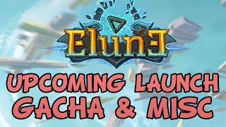 Elune's Upcoming Launch - Gacha and Misc Information