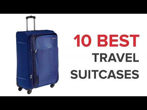 10 Best Travel Suitcases in India