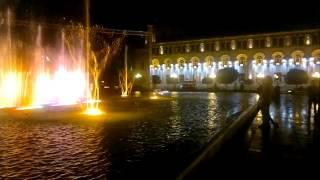 Поющие фонтаны в Ереване(май 2012., 2012-05-27T07:30:36.000Z)