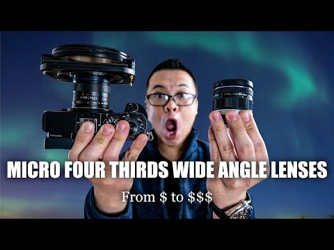 Micro Four Thirds Ultra Wide Angle Lenses - Panasonic, Olympus, Laowa