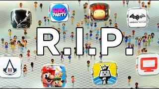 Nintendo Are Closing Down The Miiverse
