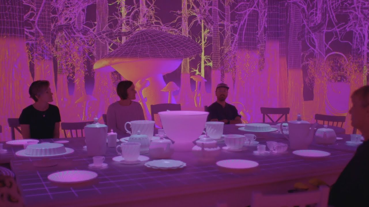 Curiouser and curiouser: inside Acmi's interactive exhibition Wonderland