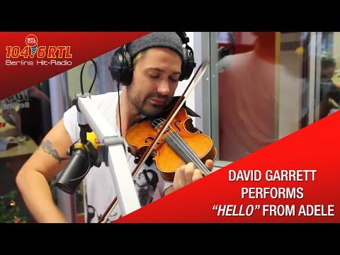 David Garrett -