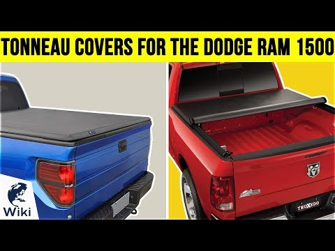 10 Best Tonneau Covers For The Dodge Ram 1500 2019