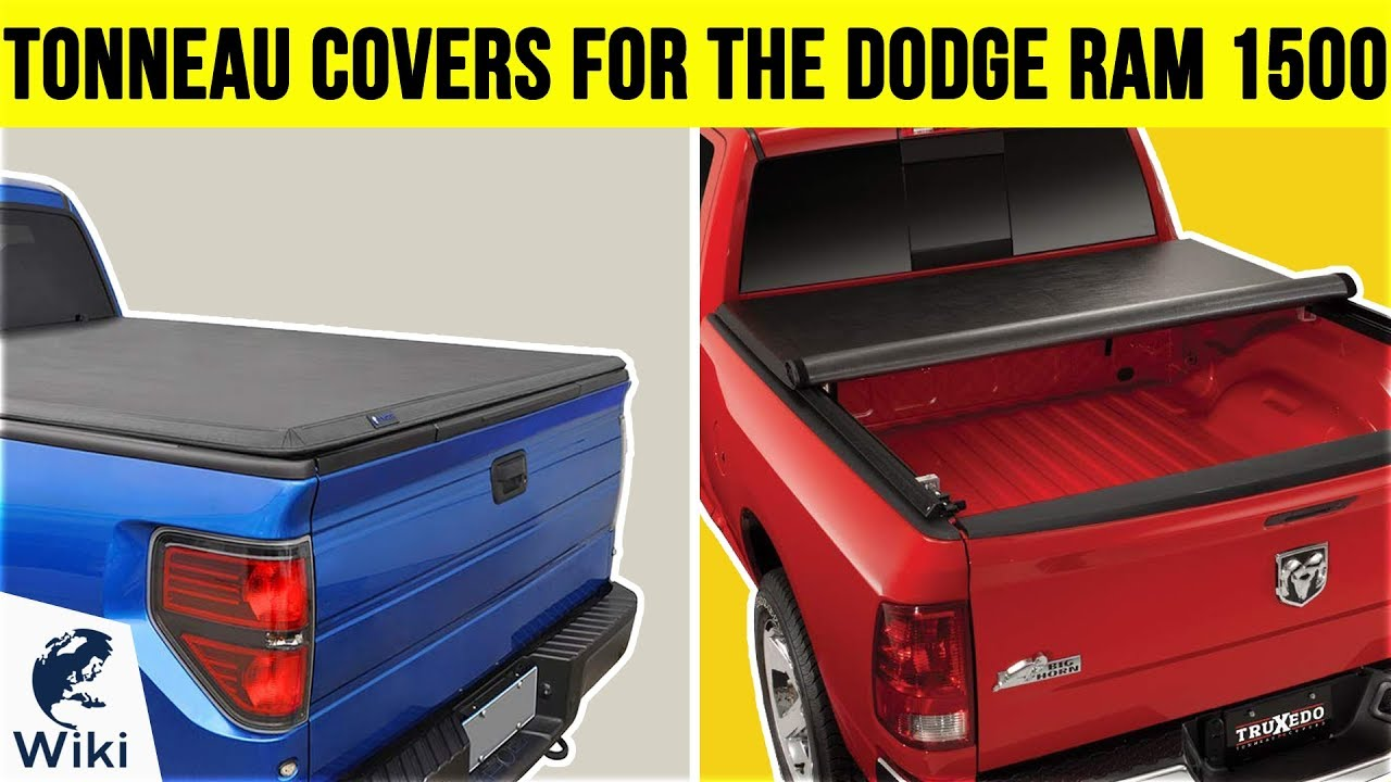 10 Best Tonneau Covers For The Dodge Ram 1500 2019 Youtube