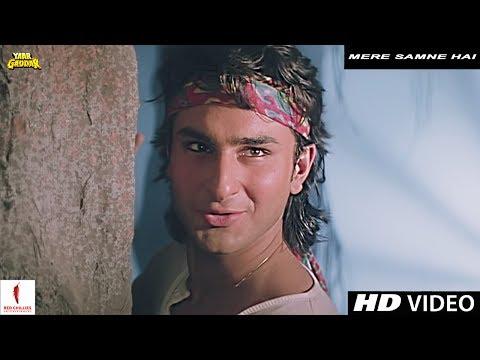 Mere Samne Hai | Yaar Gaddar | Full Song HD | Saif Ali Khan, Somy Ali