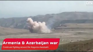 Armenia and Azerbaijan war :The war continues, and the world condemns - Sep. 28, 2020