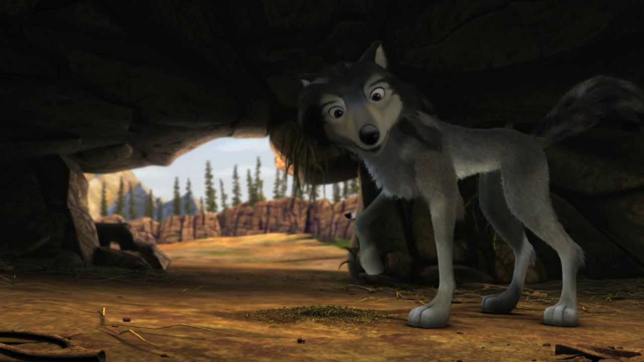 Download Alpha & Omega 2 - A Howl-iday Adventure