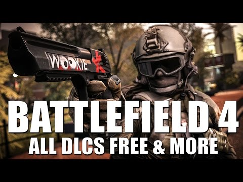 All DLCS now free, community servers & more - Battlefield 4