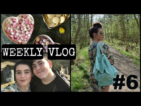 TREE TOP WALK & MINI HOLIDAY HAUL   Weekly Vlog #6