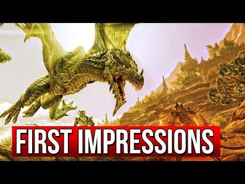 ESO - Elsweyr First Impressions!