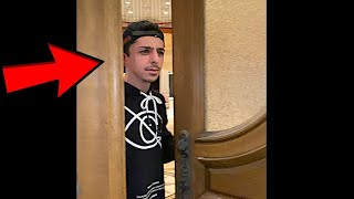 I Showed Up At FaZe Rugs House.. HE SAID THIS! #Shorts