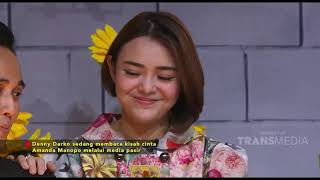 Salah Satunya Akan Berpindah Keyakinan, Amanda Manopo Senyum2   Best Moment Santuy Malam (4/8/20)