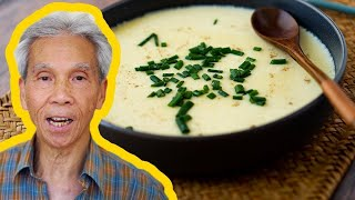 Dad's SILKY Steamed Eggs!