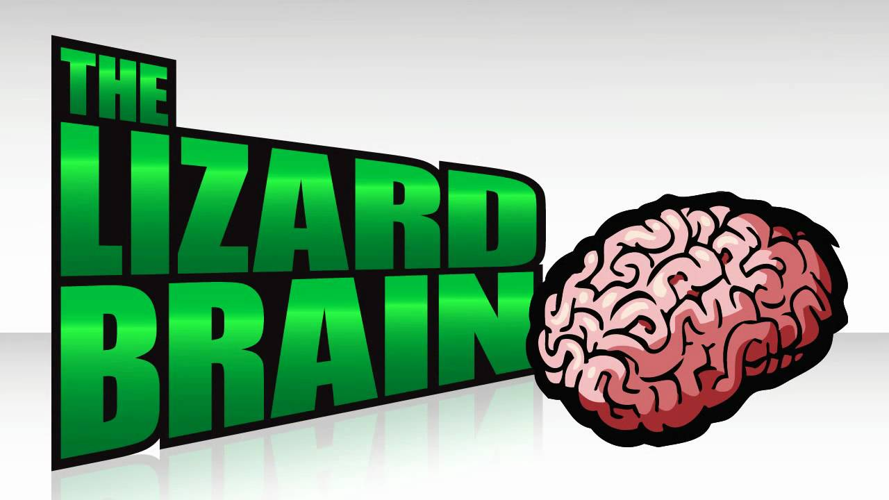 What is the lizard brain