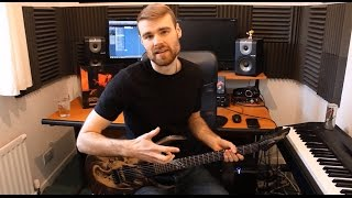 Mors Principium Est - Reclaim the Sun - GUITAR TUTORIAL