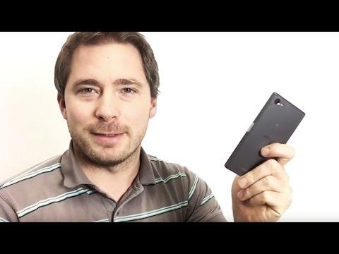 Sony Xperia Z5 compact (recenzia)