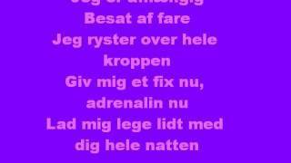 Bora bora- forført (sukkerchok) lyrics