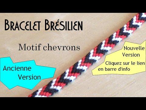 bracelet bresilien 6 ans