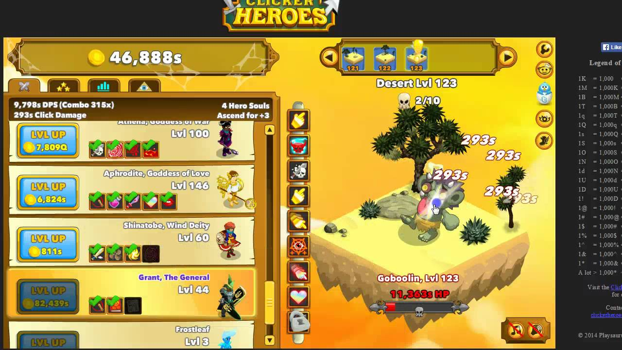 100+ Clicker Heroes Hero – yasminroohi