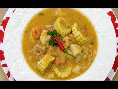 The Ultimate Corn Soup Recipe | CaribbeanPot.com