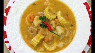 The Ultimate Corn Soup Recipe | CaribbeanPot.com