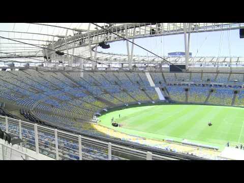 Arena Brasil - Maracanã