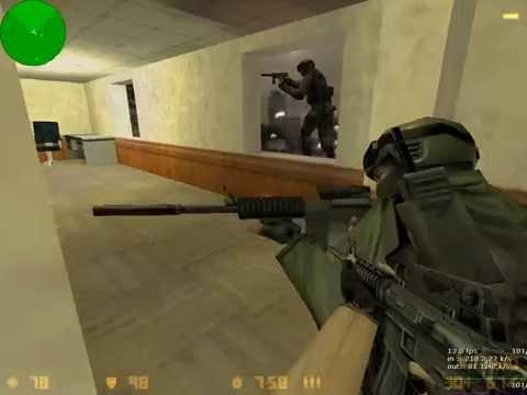 Counter Strike 1.6 карта cs_mansion