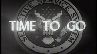 Selective Service: Time to Go - 1955