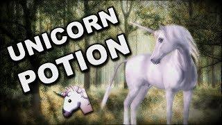 How To Make A Unicorn Transfiguration Potion