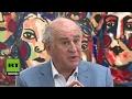 Exjefe de inteligencia argentina ofrece una entrevista exclusiva a RT
