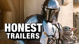 Honest Trailers | The Mandalorian Season 2