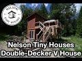 Nelson Tiny Houses Double Decker V House