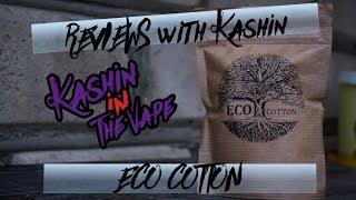 видео Купить Cotton Bacon v.2 органический хлопок для намотки в Киеве