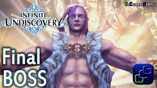 Infinite Undiscovery Walkthrough - Final BOSS Battles Leonid and Veros