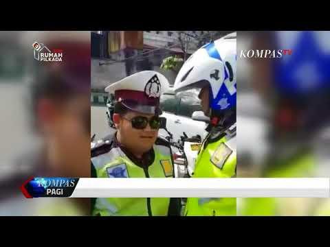 Polisi Gadungan Ditangkap saat Memeras Pengguna Jalan