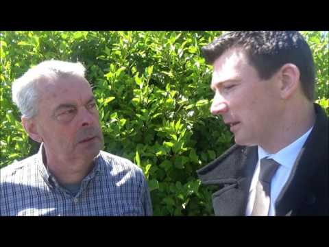 Joe Mc Donagh - Laoch na hIomána - Laoch na Gaeilge